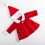 Dětský kostým Santa Clause pro dívky