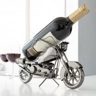 Kovový Stojan na Víno Motorka