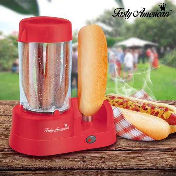 Urządzenie do Robienia Hot Dogów Tasty American