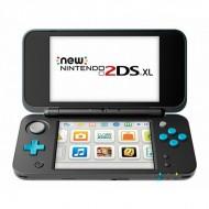 Nintendo New 2DS XL Sony 223594 4 GB microSDHC Czarny Turkusowy