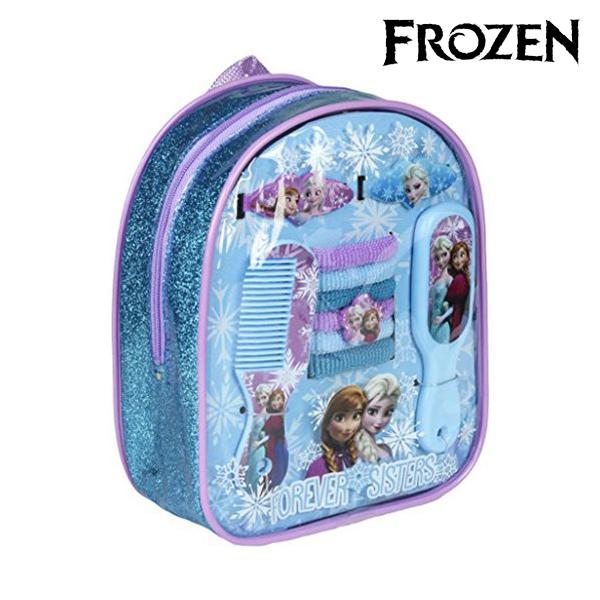 Plecak Dziecięcy z Akcesoriami do Włosów Frozen 94498