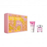Souprava sdámským parfémem Bright Crystal Versace (3 pcs)