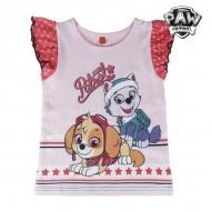 Koszulka z krótkim rękawem dla dzieci The Paw Patrol 426 (rozmiar 4 lat)
