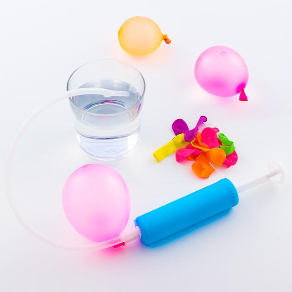 Vodní Balonky s Ruční Pumpou (30 kusů)
