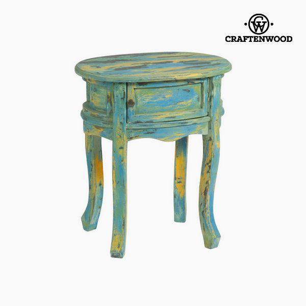 Noční stolek Dřevo (50 x 36 x 58 cm) by Craftenwood