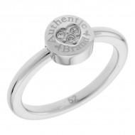 Dámsky prsteň Guess USR81004-52 (18,1 mm)