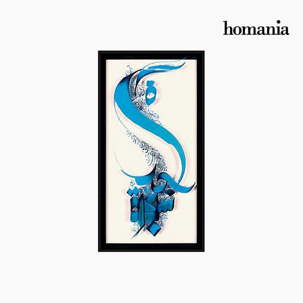 Obraz Akrylowy (62 x 4 x 122 cm) by Homania