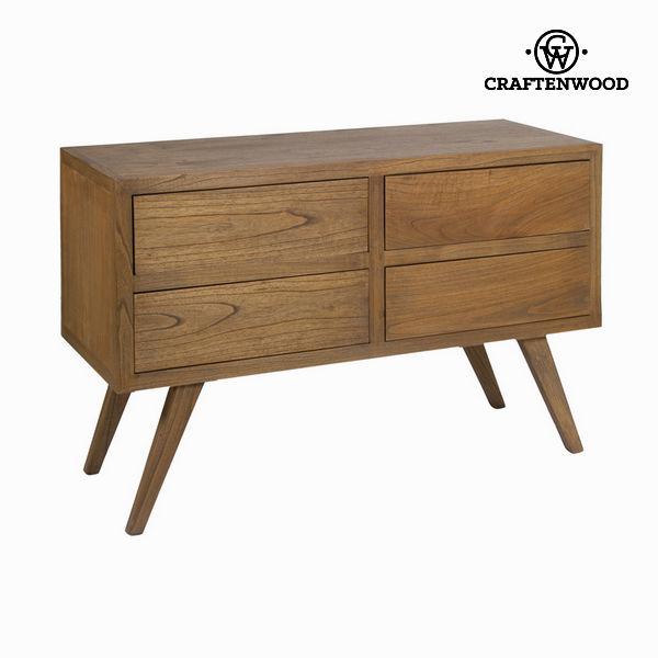 Stůl se 4 zásuvkami - Ellegance Kolekce by Craftenwood