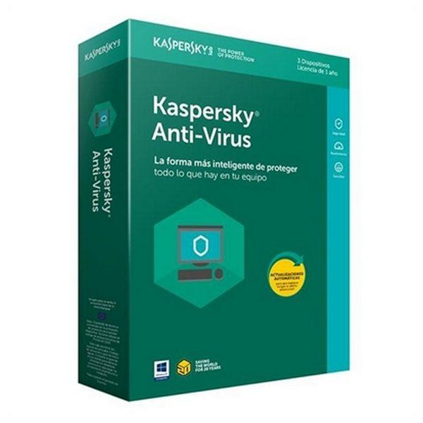 Program Antywirusowy dla Domu Kaspersky 54042 3L/1A