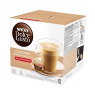 Kávové kapsle s pouzdrem Nescafé Dolce Gusto 94314 Espresso Macchiato Decaffeinato (16 uds)