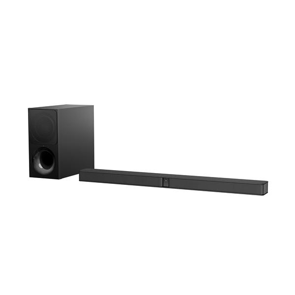 Soundbar Sony HTCT290 Bluetooth HDMI USB Dolby Digital 300W Czarny