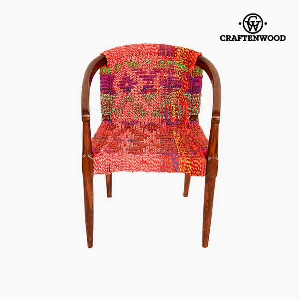 Fotel Drewno sezamowe (50 x 60 x 79 cm) by Craftenwood