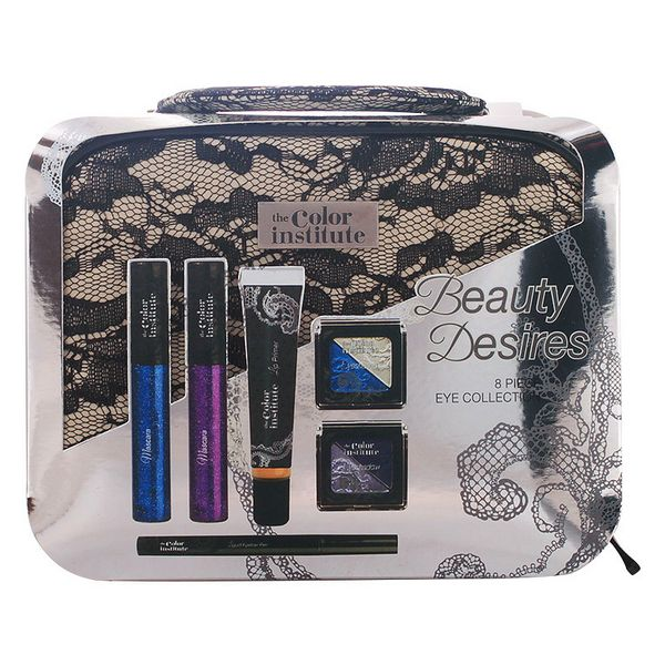 Zestaw Do Makijażu Beauty Desires The Color Institute 75983