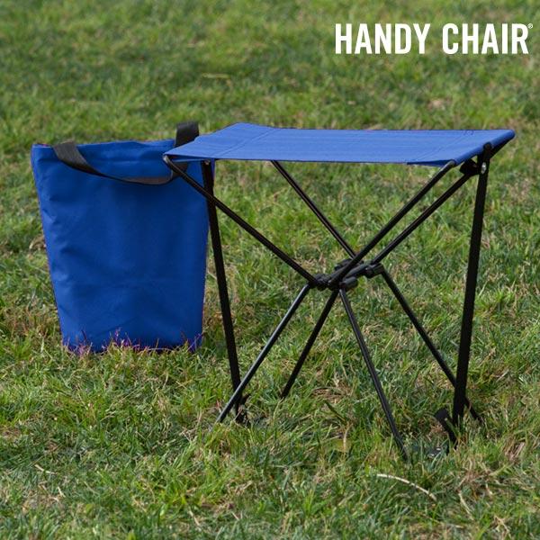 Składane Krzesełko Handy Chair  - Niebieski