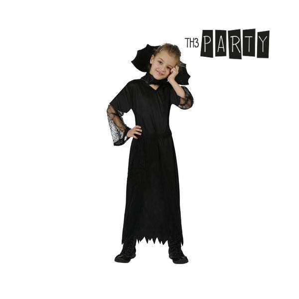 Kostium dla Dzieci Th3 Party Czarna wdowa - 5-6 lat