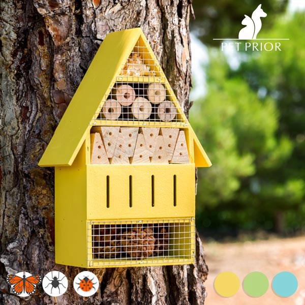 Hmyzí Hotel House Pet Prior - Žlutý