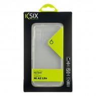 Pokrowiec na Komórkę Xiaomi Mi A2 Lite Flex Przezroczysty