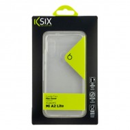 Puzdro na mobil Xiaomi Mi A2 Lite Flex Transparentná