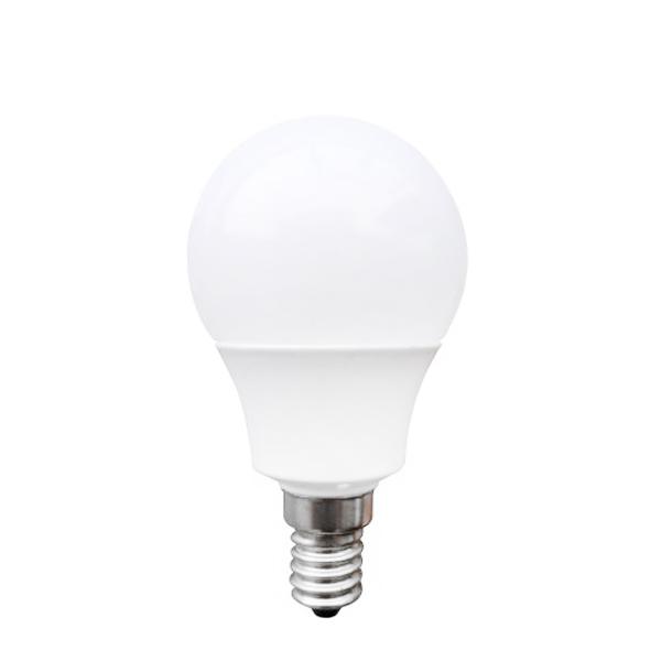 Sférická LED Žárovka Omega E14 4W 320 lm 2800 K Teplé světlo