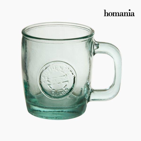 Džbán z recyklovaného skla Transparentní - Pure Crystal Kitchen Kolekce by Bravissima Kitchen