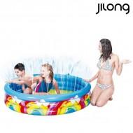 Inflatable Paddling Pool for Children Jilong JL017048NPF