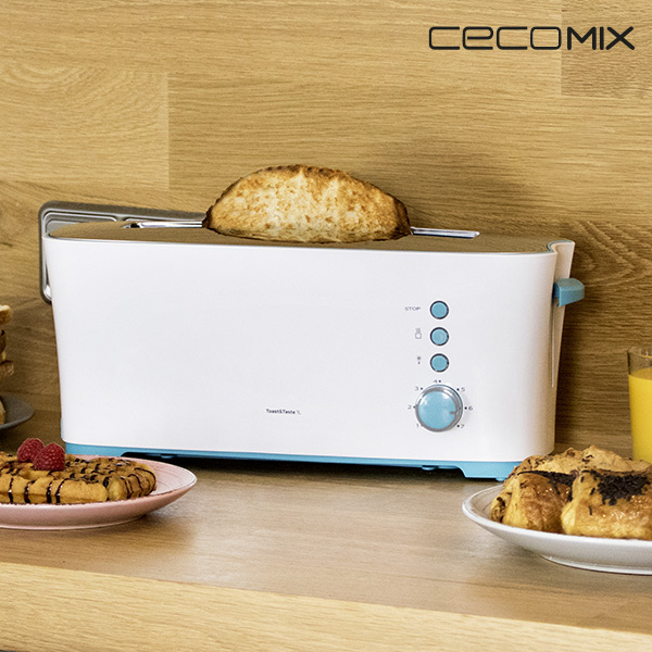Toster Cecomix Taste 1 L 3028 1000W