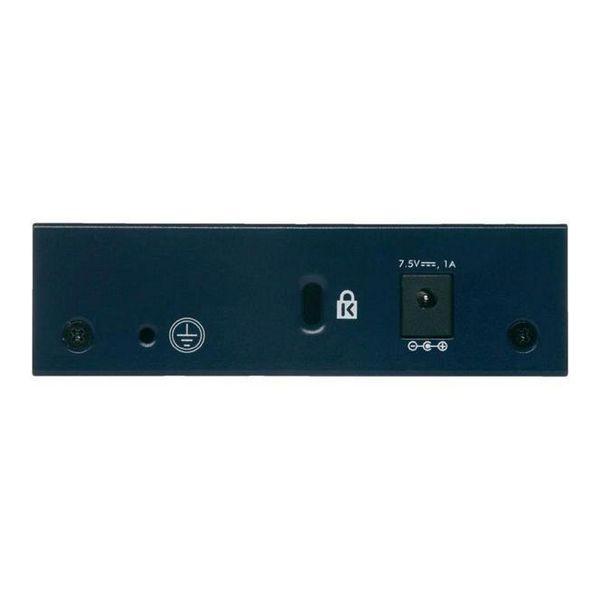 Desktop Switch Netgear ProSafe GS105GE 5P Gigabit Metal