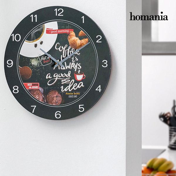Zegar Ścienny Food Homania