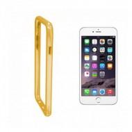 Torba iPhone 7 Ref. 196253 TPU Bumper Złoty