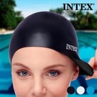 Silikonová Plavecká Čepice Intex