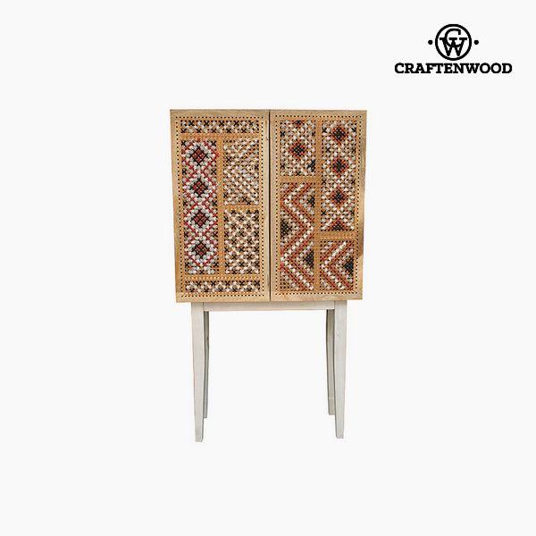konzole Mangové dřevo (76 x 30 x 140 cm) - Poetic Kolekce by Craftenwood