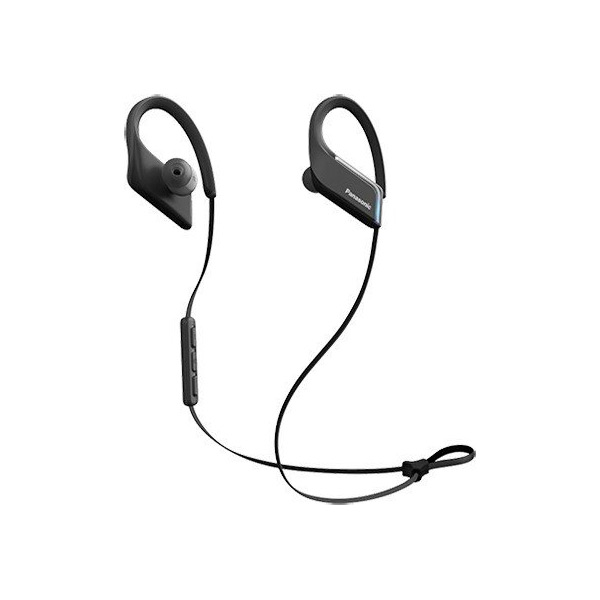 Sportovní sluchátka Panasonic RP-BTS55E-K Bluetooth Černý