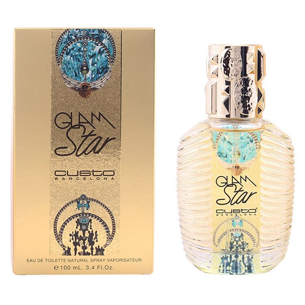 Perfumy Damskie Glam Star Custo EDT - 30 ml