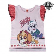 Koszulka z krótkim rękawem dla dzieci The Paw Patrol 433 (rozmiar 5 lat)