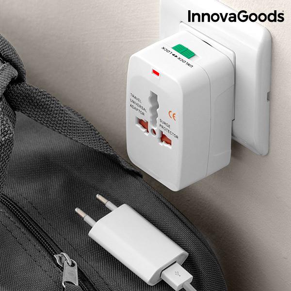 Uniwersalny Adapter Podróżny InnovaGoods