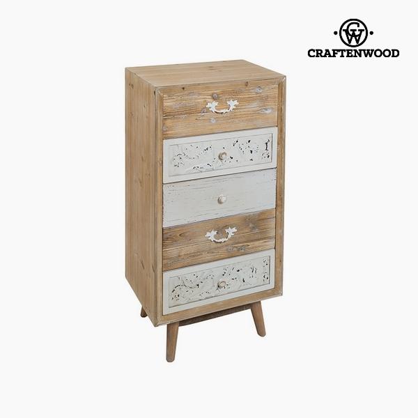 skříňka Jedlové dřevo Dm (50 x 35 x 97 cm) by Craftenwood