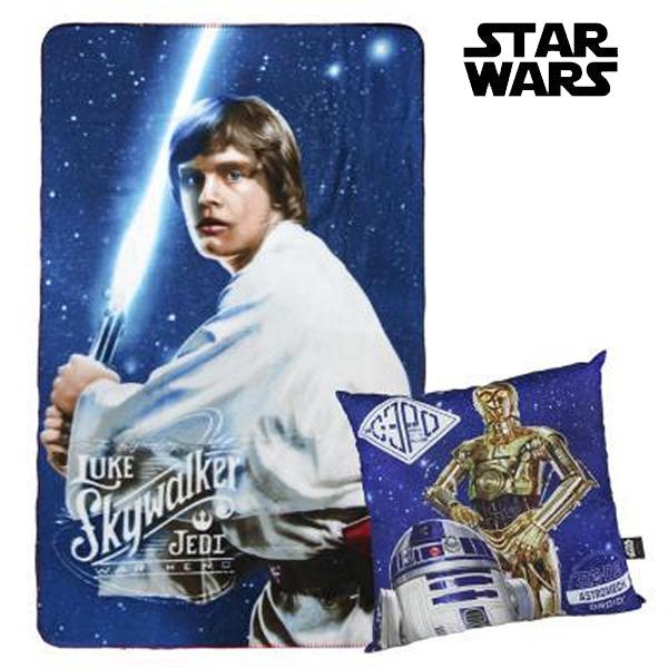 Deka a polštář Star Wars 761