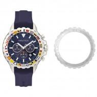 Pánske hodinky Nautica NAPBLI001 (49 mm)