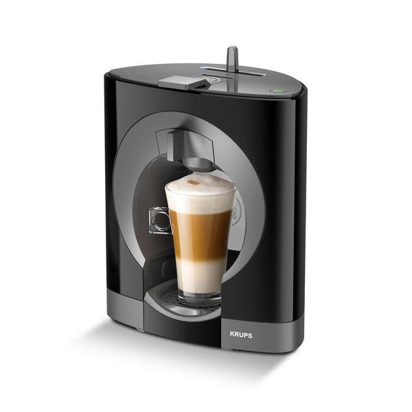 Ekspres do Kawy na Kapsułki Krups KP1108 Oblo Dolce Gusto 15 bar 0,6 L 1500W Czarny