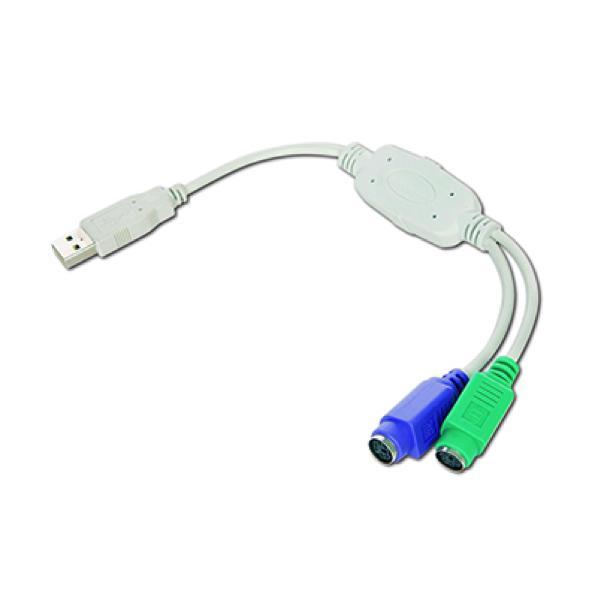 Konvertor PS/2 na USB iggual PSIUAPS12