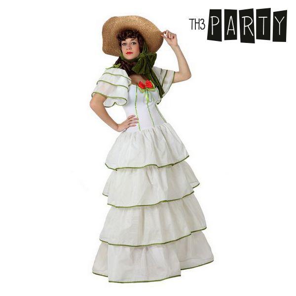 Kostým pro dospělé Th3 Party Jižanská dáma - XL