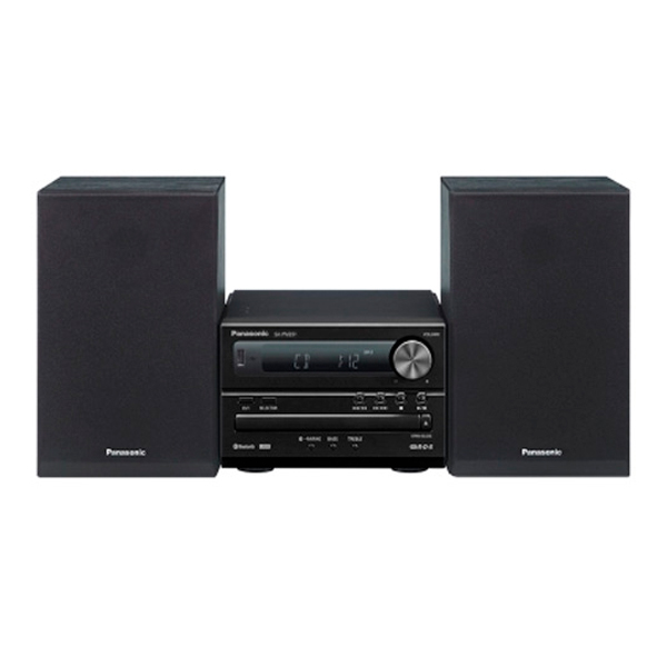 Mini Hi-Fi systémy Panasonic SC-PM251EC-K Bluetooth HiFi 20W Černý