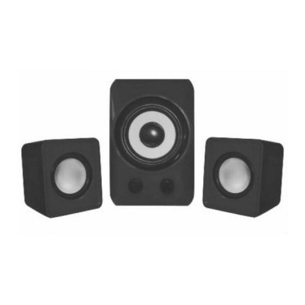 Głośniki Komputerowe approx! APPSP21M 10W Czarny