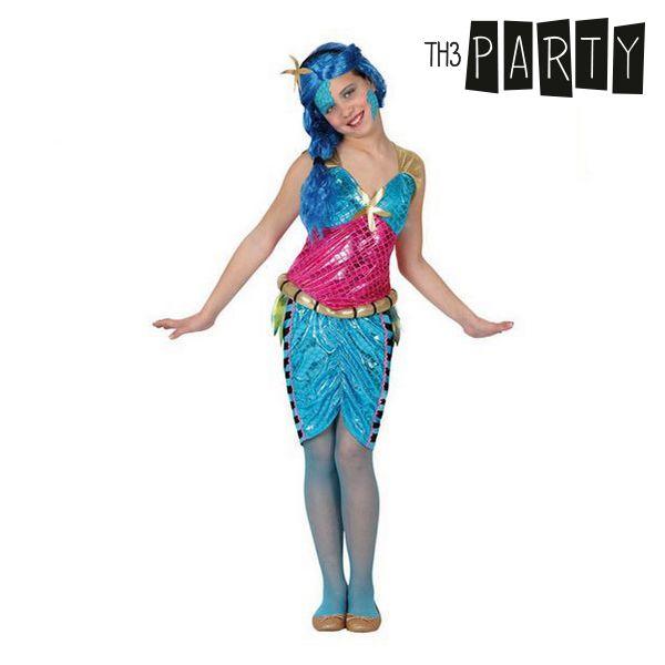 Kostým pro děti Th3 Party Mořská panna - 3–4 roky