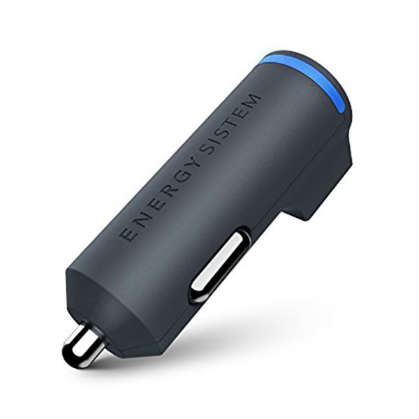 Autonabíječka Energy Sistem 422326 2 USB 3.1AB Černý