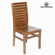Jídelní židle Dřevo mindi (100 x 46 x 50 cm) - Be Yourself Kolekce by Craftenwood