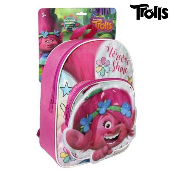 Školní batoh 3D Trolls 72795