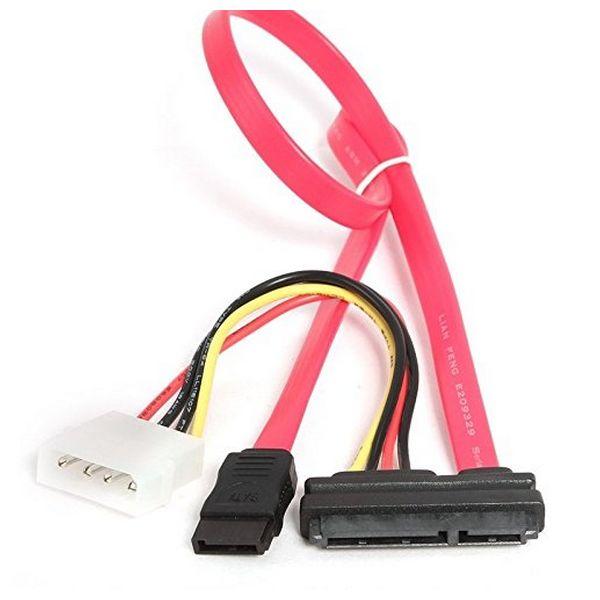 Kabel SATA III iggual APTAPC0456 IGG311837