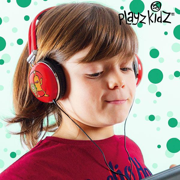 Sluchátka Playz Kidz Příšerky