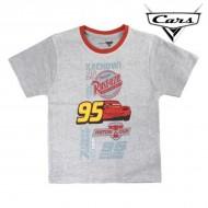 Koszulka z krótkim rękawem dla dzieci Cars 5551 (rozmiar 5 lat)
